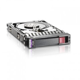 Накопитель на жестком магнитном диске HP 600GB 12G SAS 15K rpm SFF (2.5-inch) SC Enterprise 3yr Warranty Hard Drive (759212-B21)