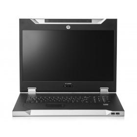 Монитор и клавиатура для шкафа HP LCD8500 1U RU Rackmount Console Kit (AF643A)