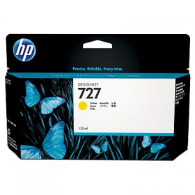 Картридж HP 727 130-ml Yellow (B3P21A)