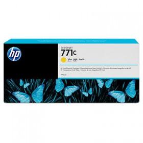 Картридж HP 771C 775-ml Yellow Designjet Ink Cartridge (B6Y10A)