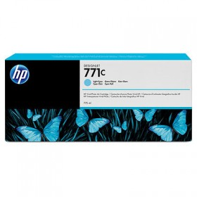Картридж HP 771C 775-ml Light Cyan Designjet Ink Cartridge (B6Y12A)