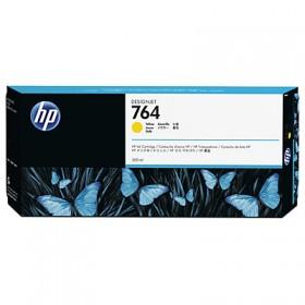 Картридж HP 764 300-ml Yellow Ink Cartridge (C1Q15A)