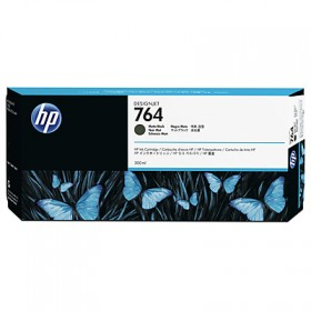 Картридж HP 764 300-ml Matte Black Ink Cartridge (C1Q16A)