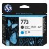 Печатающая головка HP 773 Matte Black/Cyan Designjet Printhead (C1Q20A)