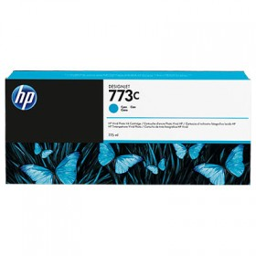 Картридж HP 773C 775-ml Cyan Designjet Ink Cartridge (C1Q42A)