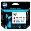Печатающая головка HP 771 Matte Black/Chromatic Red Designjet Printhead (CE017A)