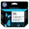 Печатающая головка HP 771 Light Magenta/Light Cyan Designjet Printhead (CE019A)