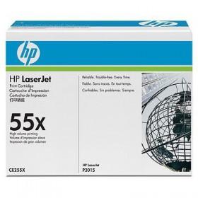 Тонер-картридж HP CE255X (CE255X)