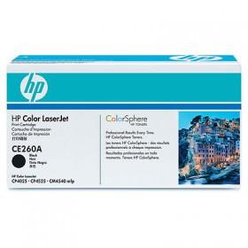 Тонер-картридж HP 647A (CE260A)