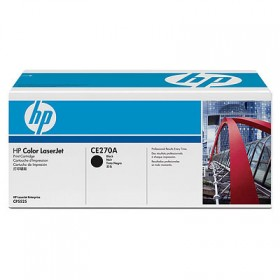 Тонер-картридж HP 650A (CE270A)
