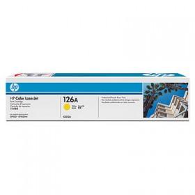 Тонер-картридж HP 126A (CE312A)