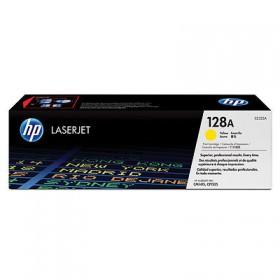 Тонер-картридж HP 128A (CE322A)