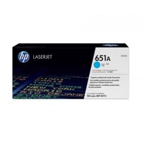 Тонер-картридж HP 651A C (CE341A)