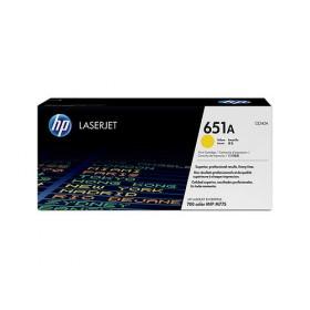 Тонер-картридж HP 651A Y (CE342A)