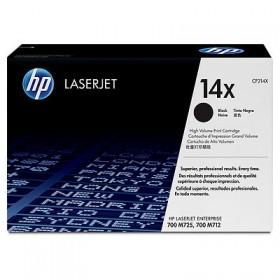 Тонер-картридж HP 14X K (CF214X)