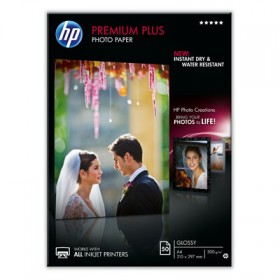 Бумага HP Premium Plus Glossy Photo Paper (CR674A)