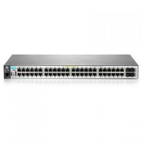 Сетевой коммутатор HP BladeSystem 2530-48G-PoE+ (J9772A)