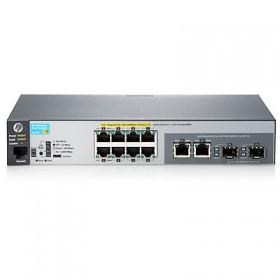 Сетевой коммутатор HP 2530-8G-PoE+ Switch (J9774A)