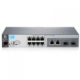 Сетевой коммутатор Aruba 2530 8G Switch (Managed, L2, 8*10/100/1000 (J9777A)