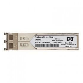 Модуль коммутатора HP X120 1G SFP LC SX (JD118B)