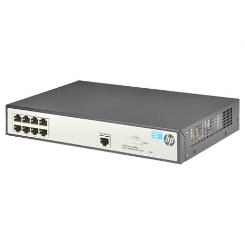 Сетевой Коммутатор HP 1620-8G (JG912A) №5