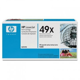 Тонер-картридж HP 49X (Q5949X)