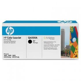 Тонер-картридж HP 124A (Q6000A)