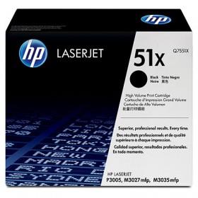 Тонер-картридж HP 51X (Q7551X)